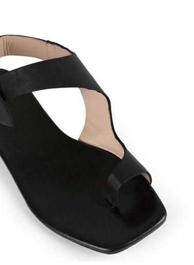 Xint Sandalet Siyah